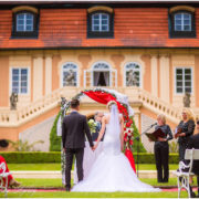Wedding in the Stirin Castle