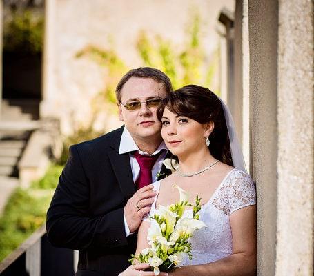 Wedding in the Karlstejn Castle