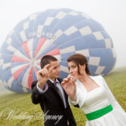 Hot Air Balloon Weddings