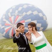 Hot Air Balloon Weddings