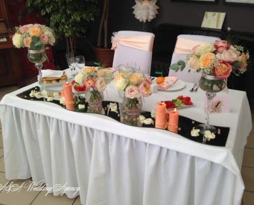 Wedding Flowers & Decor