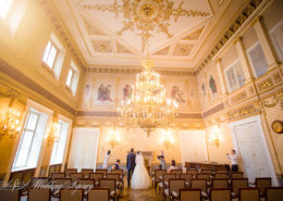 Wedding in Kaunicky Palace