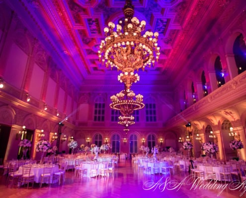 Exclusive wedding in Zofin Palace in Prague